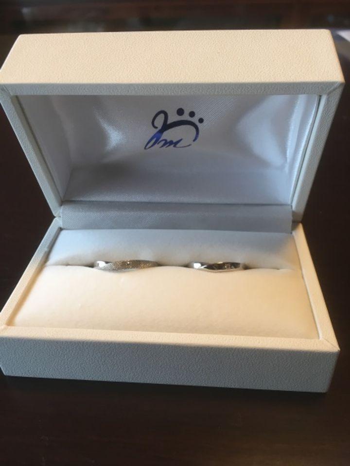 【ジュエリームナカタ(Jewelry MUNAKATA)の口コミ】 オリジナルのデザインを入れたくて、でもフルオーダーだと高額になりがち…