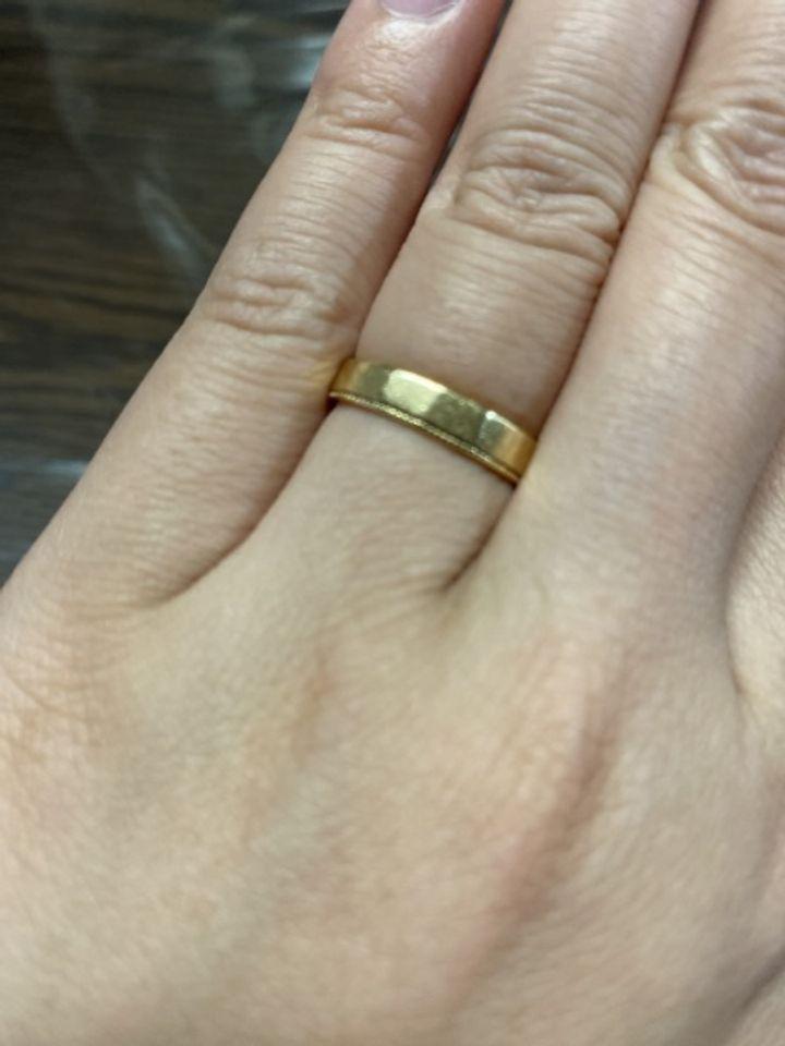 【手作り指輪工房 G.festa(ジーフェスタ)の口コミ】 店舗で売っている指輪じゃなくて自分たちだけの指輪を手作りしたいとゆう…