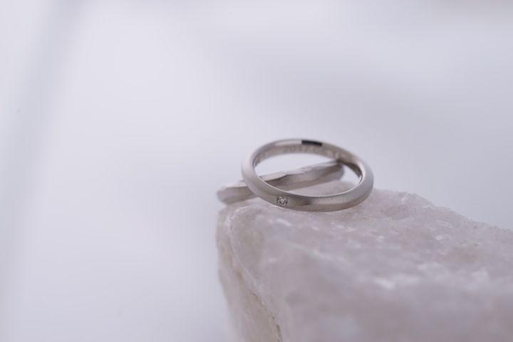 【THREE TREES(スリーツリーズ)の口コミ】 自分達は最初から結婚指輪はオーダーメイドで作りたいという想いがあり、…