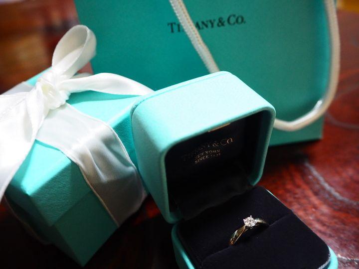 【ティファニー(Tiffany & Co.)の口コミ】 婚約指輪といえばティファニー!と昔から憧れがありました。最終決定、購…