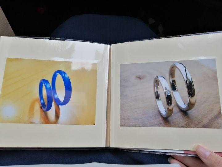 【手作り指輪工房 G.festa(ジーフェスタ)の口コミ】 ブランドにこだわりがないため、指輪のデザインが自分達で決められるとこ…
