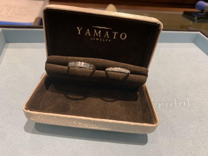 【PILOT BRIDAL(パイロットブライダル)の口コミ】 結婚指輪はずっと付けている物なので、耐久性を重視して選びました。 沢山…