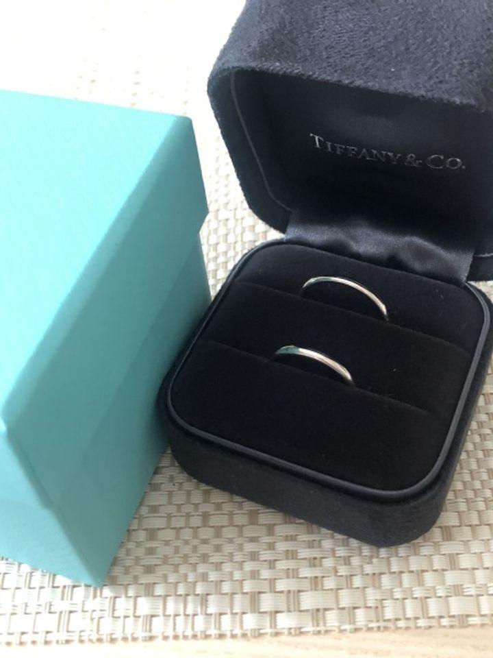 【ティファニー(Tiffany & Co.)の口コミ】 仕事柄、指輪は休日しかつけられないことが分かっていたので、そこまでお…