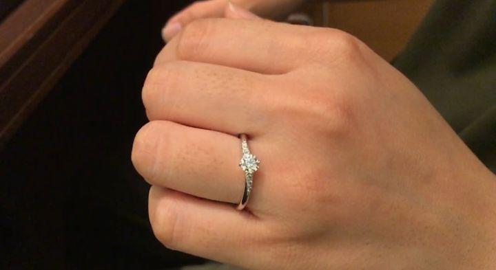 【TASAKI(タサキ)の口コミ】 パヴェのデザインで普段使いできるような指輪を探していました。また指が…