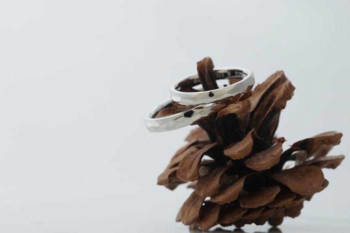 【THREE TREES(スリーツリーズ)の口コミ】 手作りでしかできない、特別なデザインにしました!  カットラインが動く…