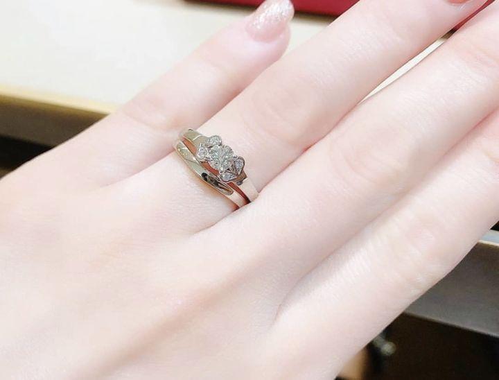 【ブルガリ(BVLGARI)の口コミ】 指輪で自分は正直に言うと、ブルガリのイメージがつきにくかったのですが…