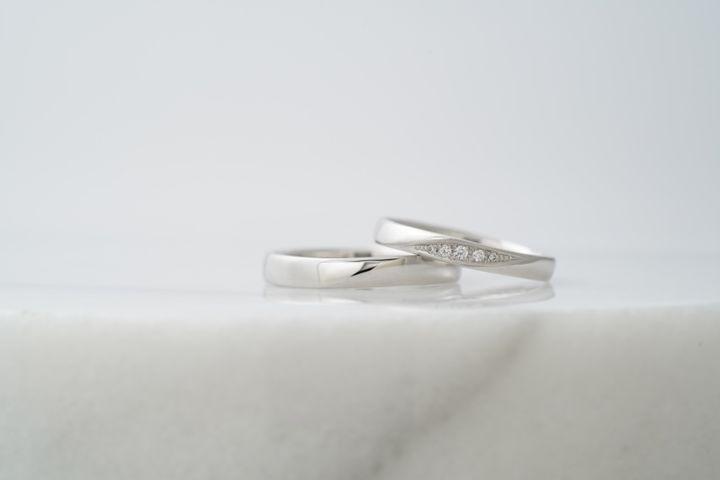 【THREE TREES(スリーツリーズ)の口コミ】 一生の思い出に残るような結婚指輪を作りたい!!という気持ちが強くあり…