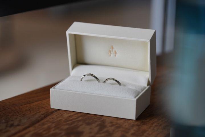 【THREE TREES(スリーツリーズ)の口コミ】 お互いの事を想って指輪を作ることで思い出に残り、2人だけの宝物になると…