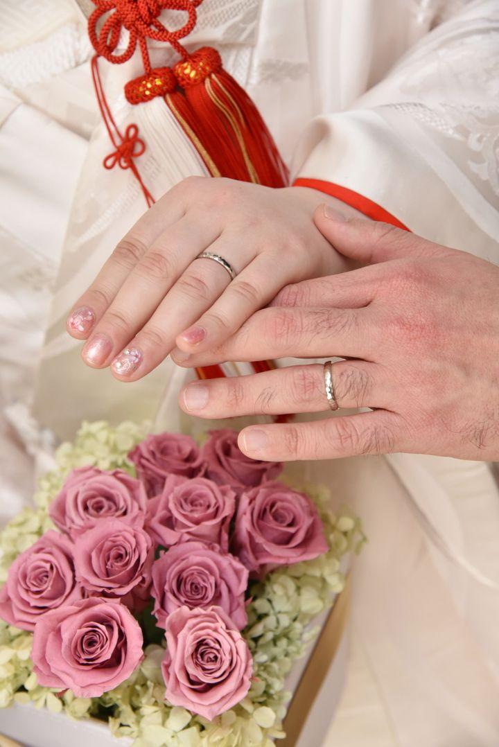 【手作り指輪工房 G.festa(ジーフェスタ)の口コミ】 二人で世界に一つだけの指輪を作成できることが決め手です。お互いの指輪…