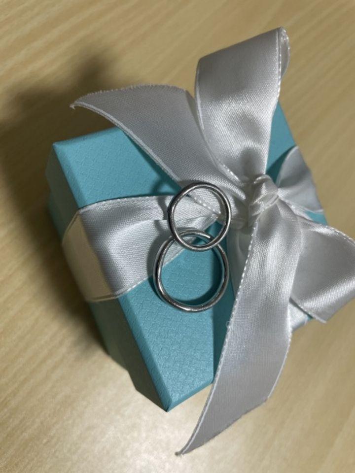 【ティファニー(Tiffany & Co.)の口コミ】 指輪を選ぶ前は、指輪に似合う似合わないなんてないと思っていました。し…