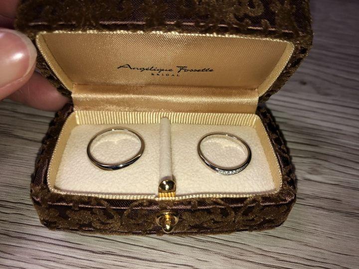 【アンジェリックフォセッテ(Angelique Fossette)の口コミ】 結婚指輪の購入店を探していたところ、こちらがクチコミが多く価格も安い…