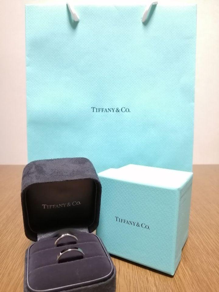 【ティファニー(Tiffany & Co.)の口コミ】 年齢を重ねても着用するものなので、飽きのこないシンプルなデザインのも…