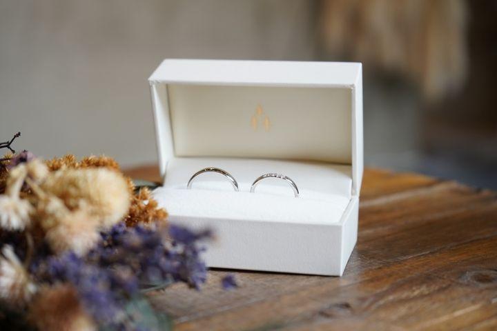 【THREE TREES(スリーツリーズ)の口コミ】 ブランドの指輪を探している中で2人でお互いの指輪を作成して一生の思い出…
