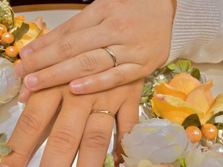 【nocur(ノクル)の口コミ】 一生に一度の大切な宝物になる結婚指輪。あまり派手ではなく、それでいて…
