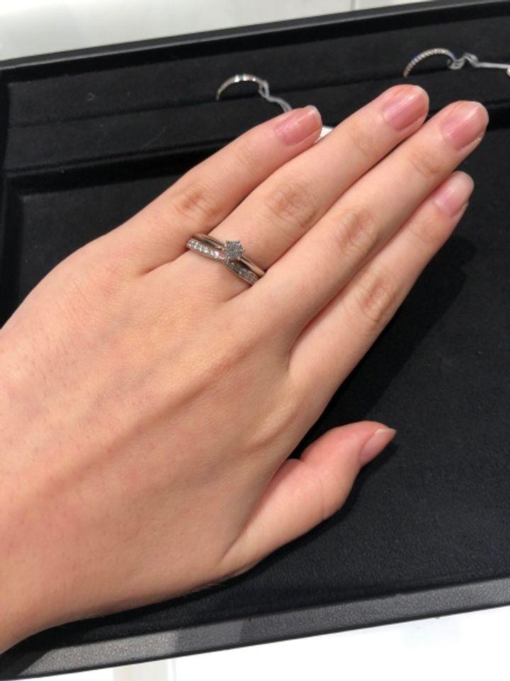 【ティファニー(Tiffany & Co.)の口コミ】 婚約指輪の代名詞と言えばティファニーの6爪のダイヤの婚約指輪だと思いま…