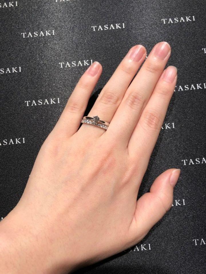 【TASAKI(タサキ)の口コミ】 気品のあるデザインは勿論、着け心地が最高に良くてストレスなく着けられ…