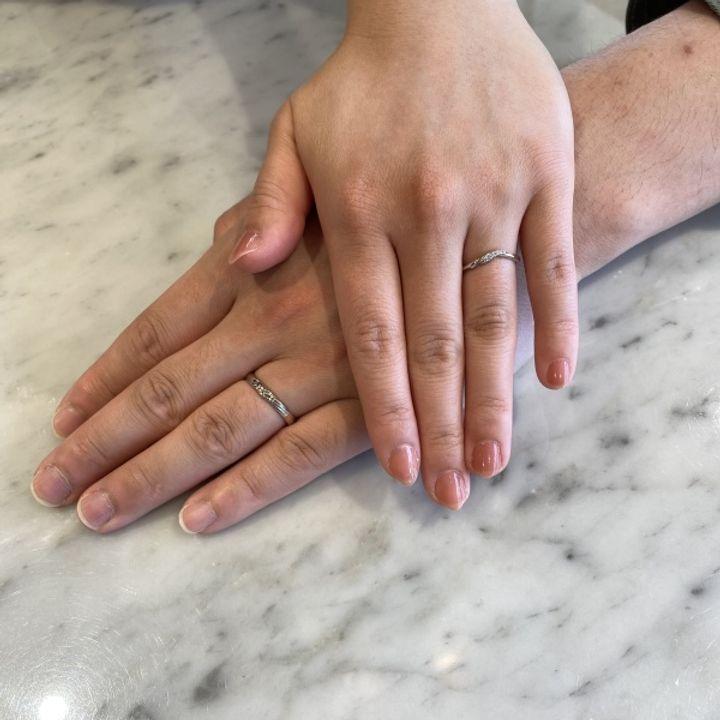 【Princess Bijou(プリンセス・ビジュー)の口コミ】 店内の指輪をほぼ全部見ましたが、最初に見つけたアリエルがテーマのもの…