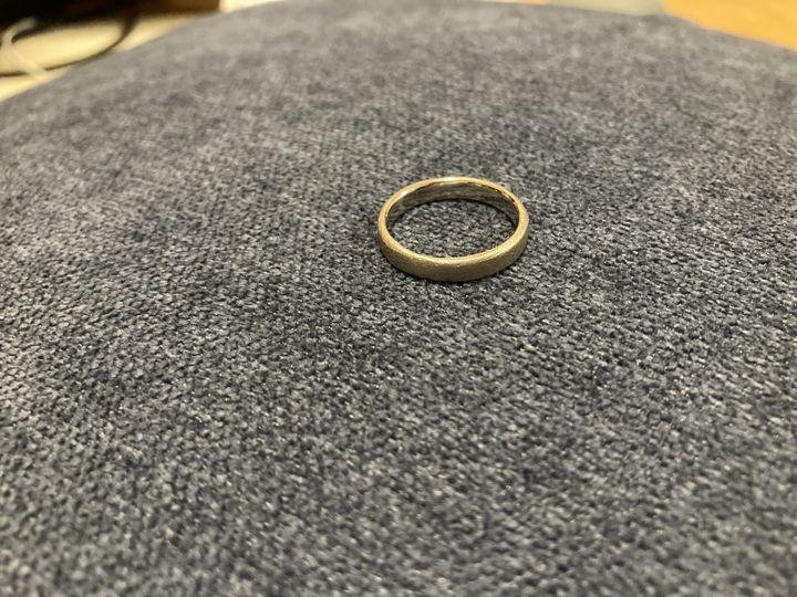 【YUKA HOJO jewelryの口コミ】 値段にこだわりはあまりなく、マットでビンテージな質感のものがよいと考…