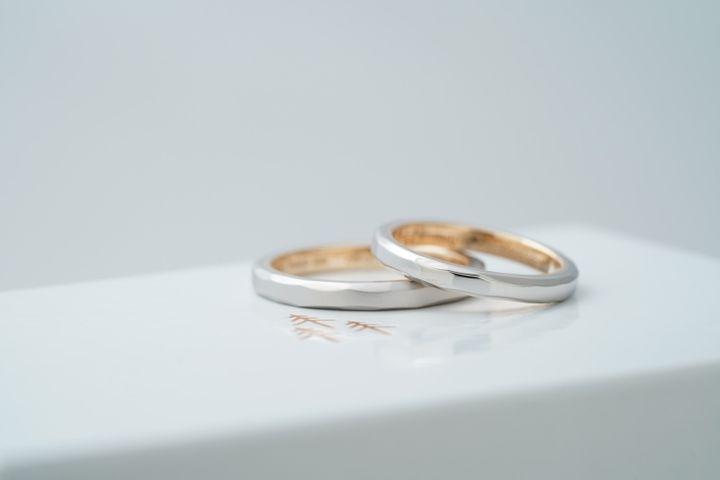 【THREE TREES(スリーツリーズ)の口コミ】 結婚式が出来ないかもしれないので。思い出作りも兼ねて一緒に指輪を手作…