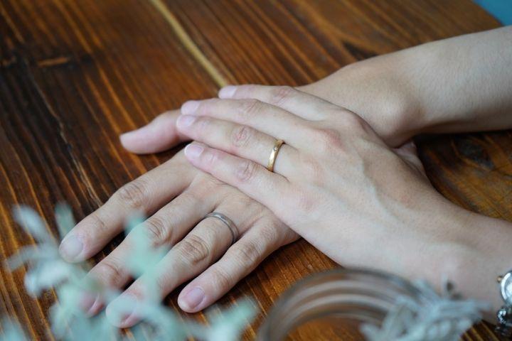 【THREE TREES(スリーツリーズ)の口コミ】 いろんな指輪のお店を見てまわり、ピンと来なくて手作りすることに!THREE…