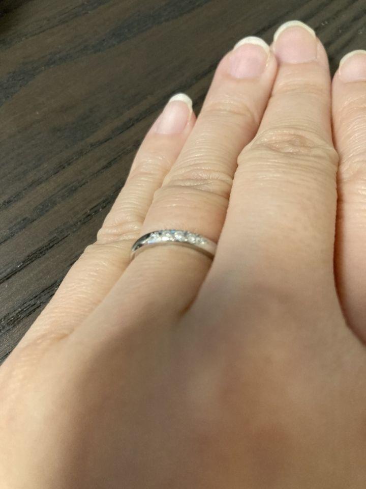 【横浜元町彫金工房の口コミ】 特定のブランド指輪というものに興味がない夫婦のため、手作りできないか…
