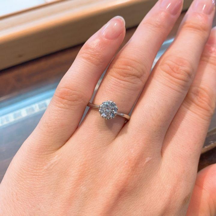 【宝石工房ヴァンモアの口コミ】 母から譲り受けた婚約指輪をリフォームしたいと考えていました。そんな中…