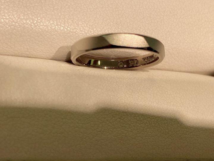 【Pinky&Dianne(ピンキー&ダイアン)の口コミ】 太さもデザインも様々な指輪を見て回るうちに自分達の欲しいものがイメー…