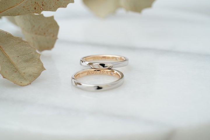 【THREE TREES(スリーツリーズ)の口コミ】 指輪はシンプルなものを好みました。 けど、人とは被りたくない、且つちょ…