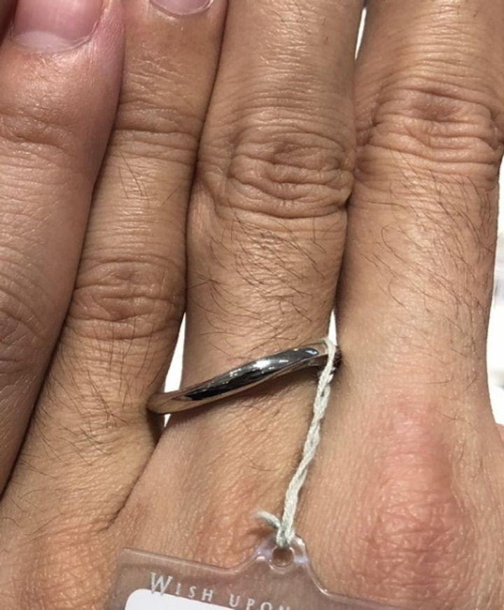 【festaria bijou SOPHIA(フェスタリア ビジュソフィア)の口コミ】 スターダイヤモンドという特殊な加工の特許を持つお店でダイヤを拡大鏡で…