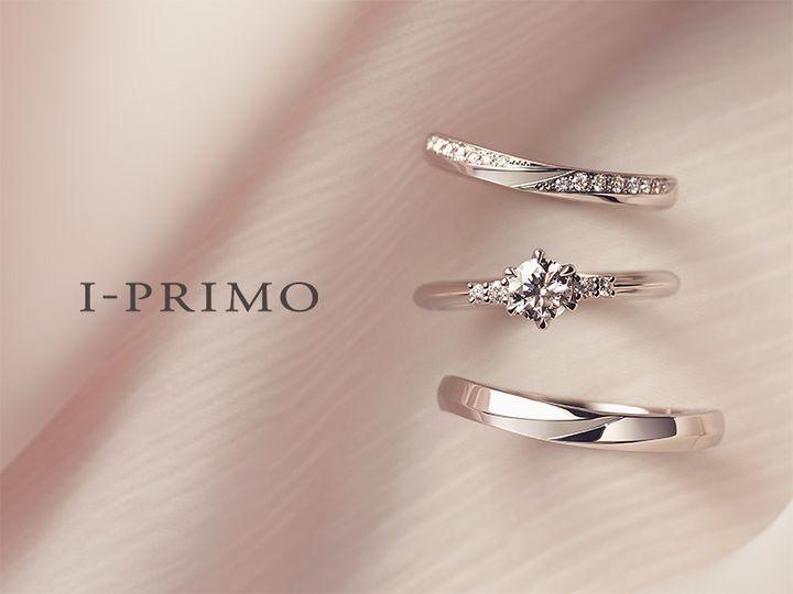 6f1dfa11ee795d アイプリモ(I-PRIMO)の結婚指輪・婚約指輪|Ringraph(リングラフ)