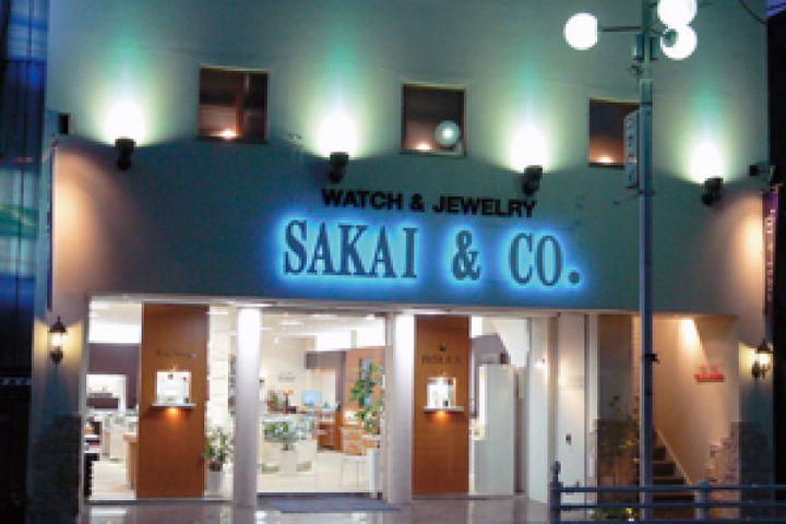 SAKAI & CO.について