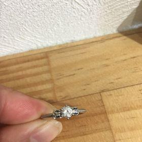 【ケイウノ ブライダル(K.UNO BRIDAL)の口コミ】 私の母が婚約指輪でもらったダイヤモンドの石をどうしても使いたかったの…