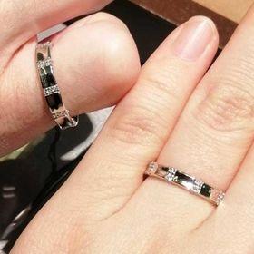 【ORECCHIO(オレッキオ)の口コミ】 結婚指輪を決めるにあたって30店舗以上店を回りましたが、オーソドックス…