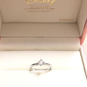 【ケイウノ ブライダル(K.UNO BRIDAL)の口コミ】 デザインがとても可愛い。ディズニー好きには、たまらない指輪になると思…