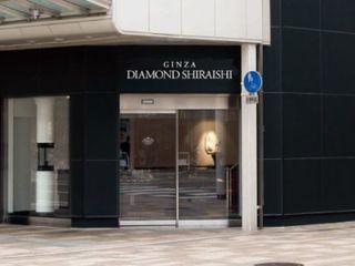 銀座ダイヤモンドシライシ 福井店