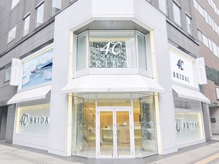 【専門店】4℃(ヨンドシー)ブライダル 札幌店
