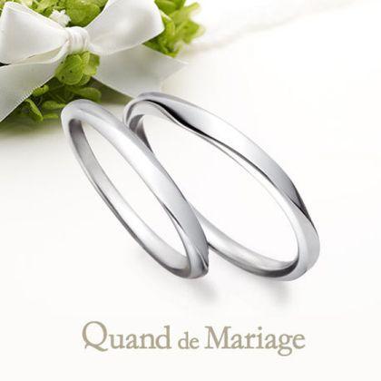 【Mariage ent(マリアージュエント)】ジョワイユ 【Joyeux:喜び】メレダイヤなしシンプルアレンジ