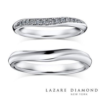 【ラザール ダイヤモンド(LAZARE DIAMOND)】クレセント