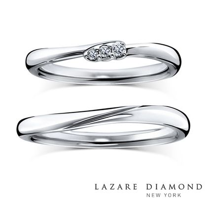 【ラザール ダイヤモンド(LAZARE DIAMOND)】ベイベリー