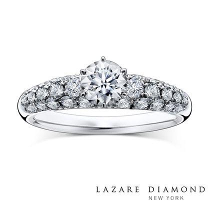 【ラザール ダイヤモンド(LAZARE DIAMOND)】ペイヴ