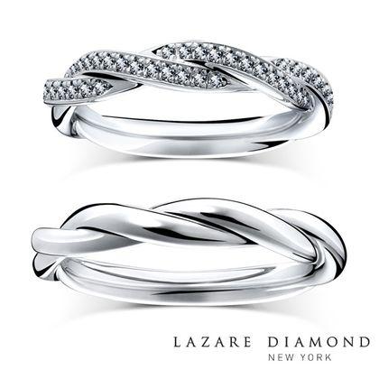 【ラザール ダイヤモンド(LAZARE DIAMOND)】アイヴィ