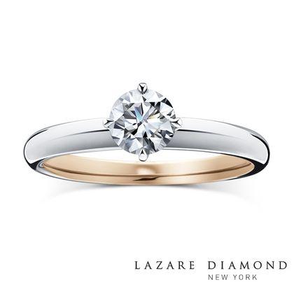 【ラザール ダイヤモンド(LAZARE DIAMOND)】ガーベラ