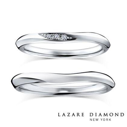 【ラザール ダイヤモンド(LAZARE DIAMOND)】ハドソン
