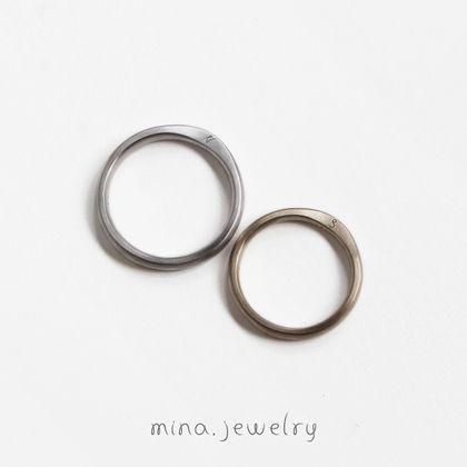 【mina.jewelry(ミナジュエリー)】小さな幸せが詰まったマリッジリング