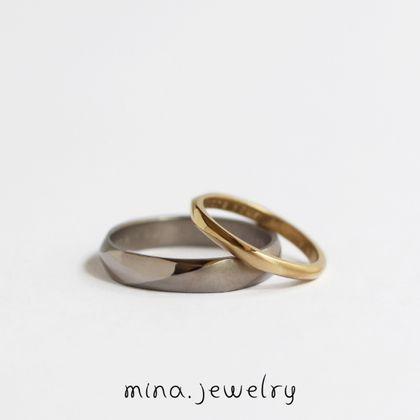 【mina.jewelry(ミナジュエリー)】|mina.jewelry|ひねり