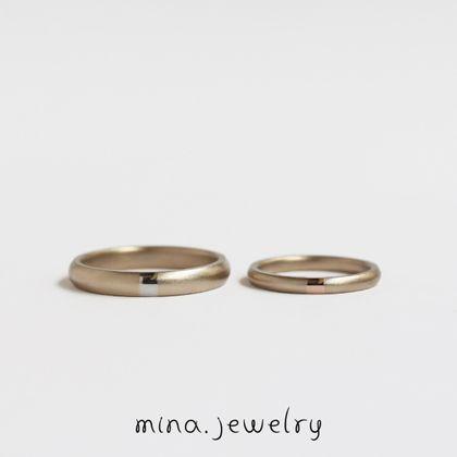 【mina.jewelry(ミナジュエリー)】|mina.jewelry|シンプル