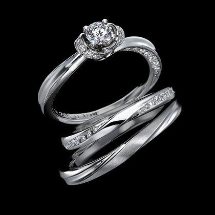 【エクセルコダイヤモンド(EXELCO DIAMOND)】《Lien Infini~リアンフィニ~》