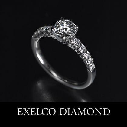【エクセルコダイヤモンド(EXELCO DIAMOND)】2019 Autumn新作《Féliciter~フェリシテ~》―Shop Limited Model―
