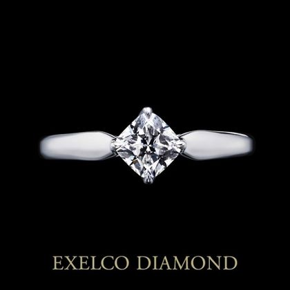 【エクセルコダイヤモンド(EXELCO DIAMOND)】《Belle Fabiola~ベル ファビオラ~》