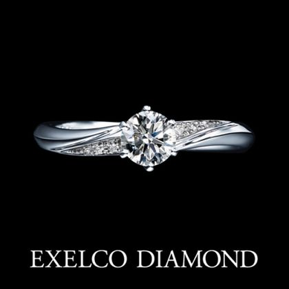 【エクセルコダイヤモンド(EXELCO DIAMOND)】《Clair de Lune Fine~クレア ド ルーン フィーヌ~》